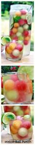 melon ball punch
