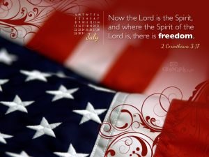 verse for july 4