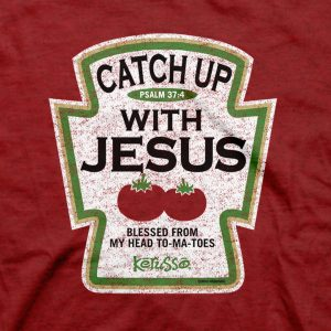 catch up with jesus